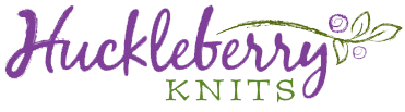 Huckleberry Knits at For Yarns Sake